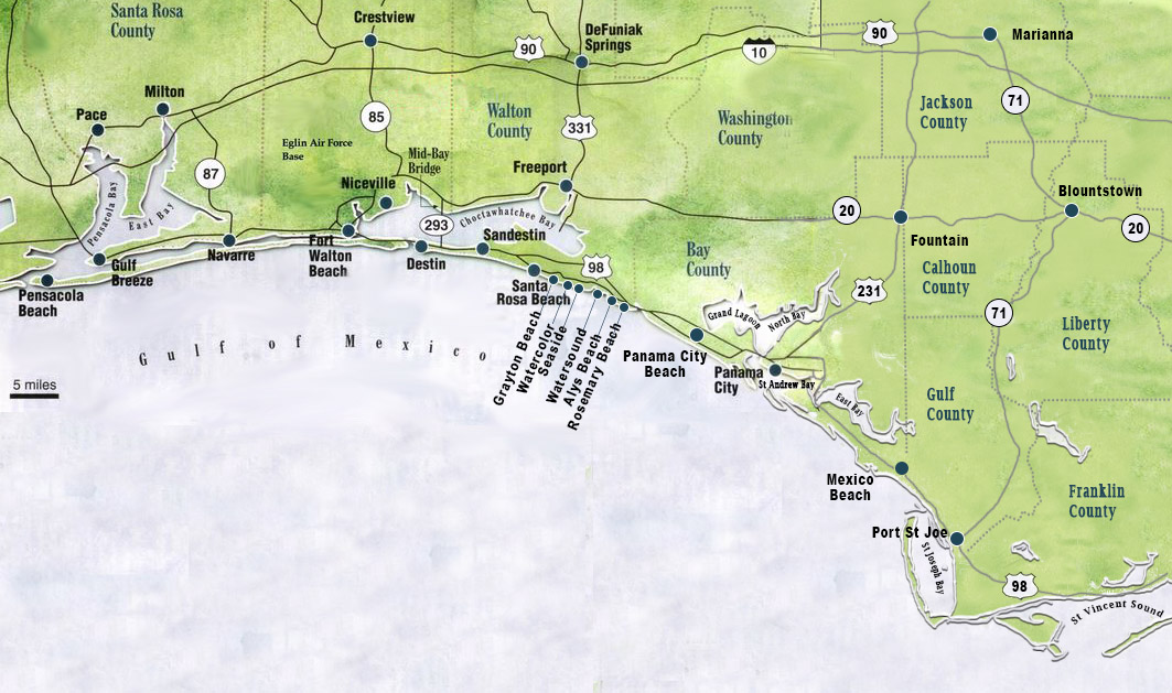 Emerald Coast Communities